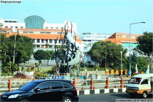 The Landmark of Surabaya