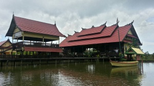 Tidung Traditional House